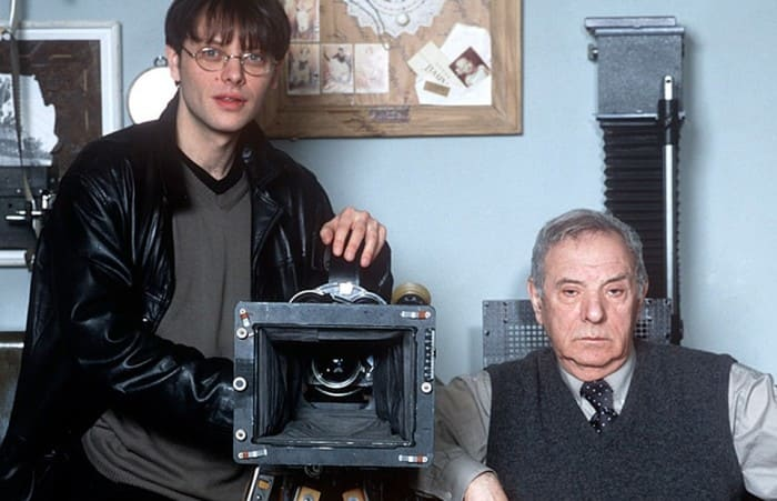 Валерий Тодоровский с отцом | Фото: kp.ru
