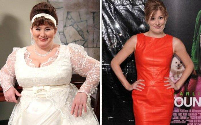 Актриса до и после похудения | Фото: 24smi.org
