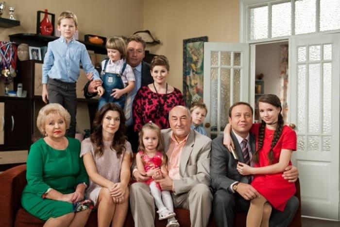Главные герои сериала *Воронины* | Фото: 24smi.org
