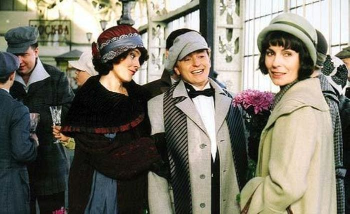 Кадр из сериала *Есенин*, 2005 | Фото: ru.kinorium.com