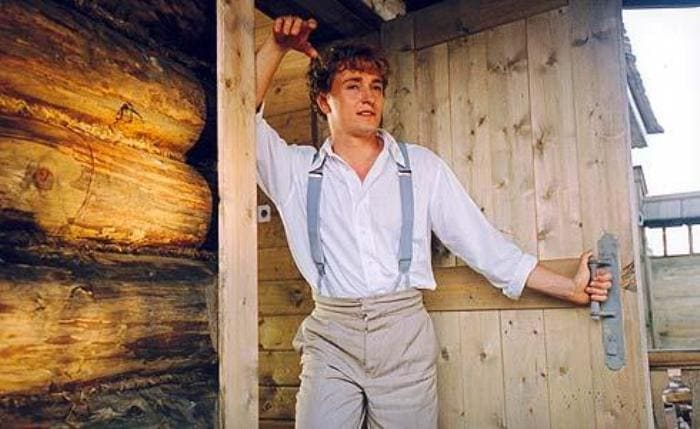 Сергей Безруков в роли Сергея Есенина, 2005 | Фото: ru.kinorium.com