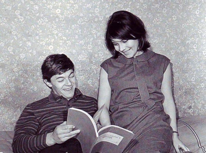 Александр Збруев и Валентина Малявина | Фото: kino-teatr.ru