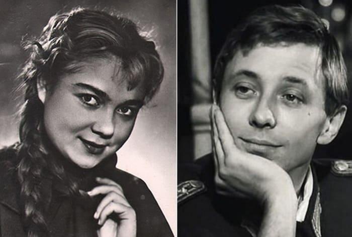 Нина Дорошина и Олег Даль | Фото: diwis.ru
