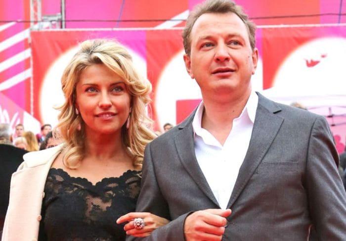Марат Башаров и Екатерина Архарова | Фото: ru.sm.news