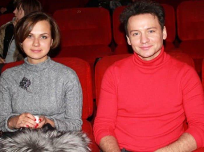 Александр Олешко и Ольга Белова | Фото: kto-zhena.ru