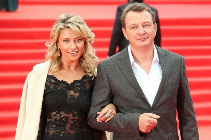 Марат Башаров и Екатерина Архарова | Фото: kino-teatr.ru