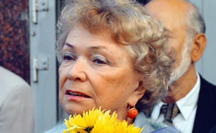 Актриса Нина Меньшикова | Фото: kino-teatr.ru