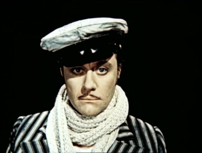 Андрей Миронов в фильме *Двенадцать стульев*, 1976 | Фото: kino-teatr.ru