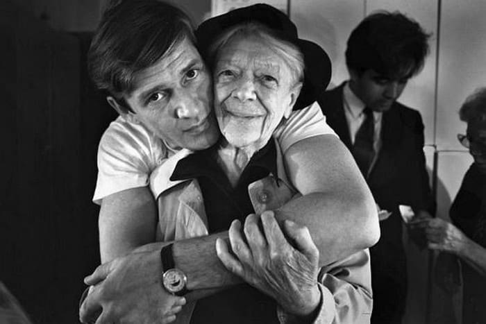 Александр Абдулов и Татьяна Пельтцер относились друг к другу с большой нежностью | Фото: kp.ru