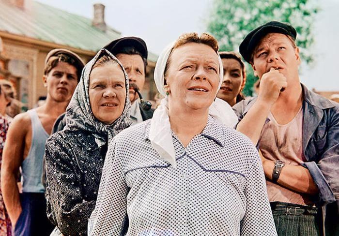 Кадр из фильма *Иван Бровкин на целине*, 1958 | Фото: 7days.ru