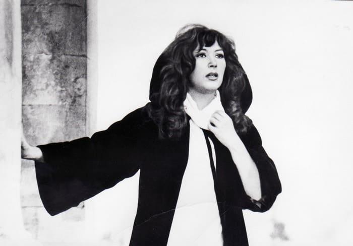 Алла Пугачева в фильме *Женщина, которая поет*, 1978   Фото: kino-teatr.ru