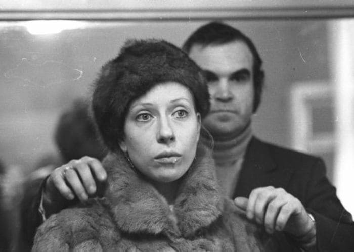 Инна Чурикова и ее муж Глеб Панфилов, 1974 | Фото: old.kinoart.ru