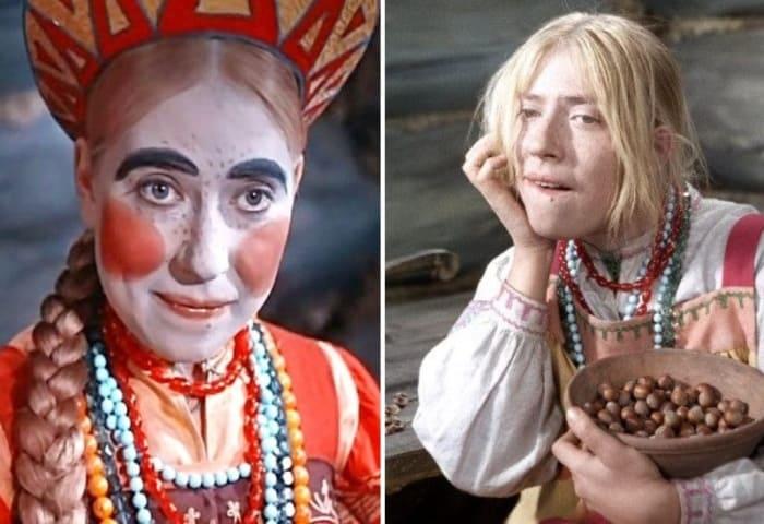 Кадр из фильма *Морозко*, 1964 | Фото: uznayvse.ru, starhit.ru