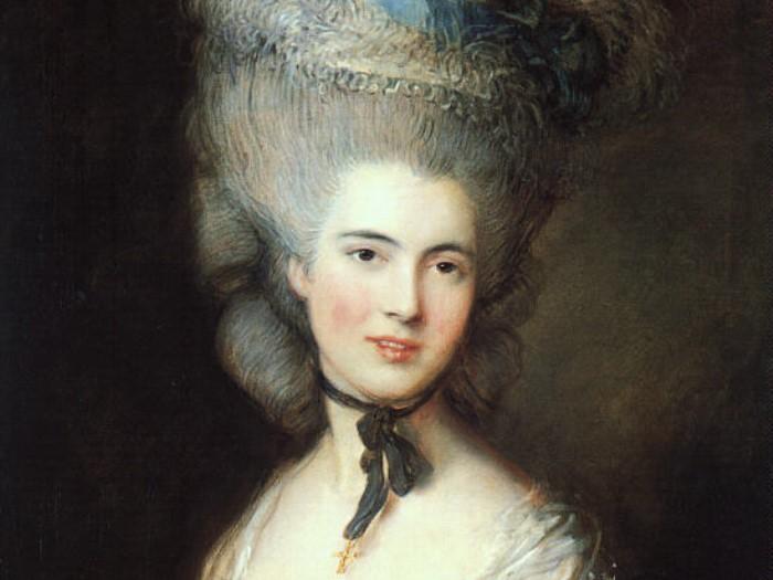 ����� ���������. ������� ���� � �������, ����� 1770-� ��. ��������