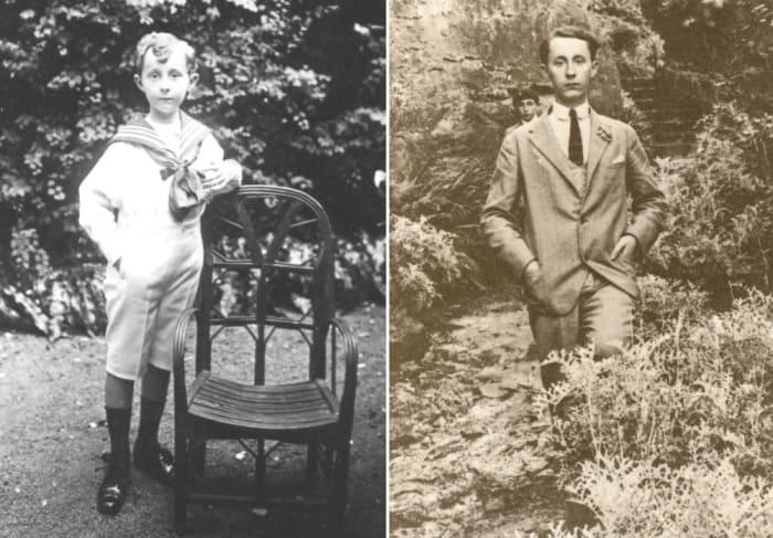 Кристиан Диор в детские и юношеские годы | Фото: vplate.ru