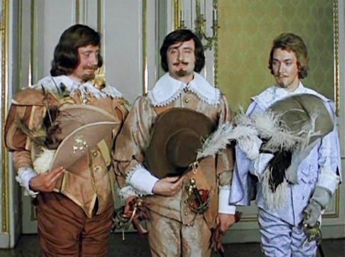 Кадр из фильма *Д'Артаньян и три мушкетера*, 1979   Фото: pesni-film.ru