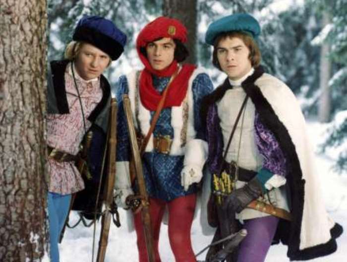 Кадр из фильма *Три орешка для Золушки*, 1973 | Фото: film.ru
