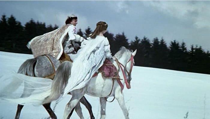 Кадр из фильма *Три орешка для Золушки*, 1973 | Фото: eg.ru