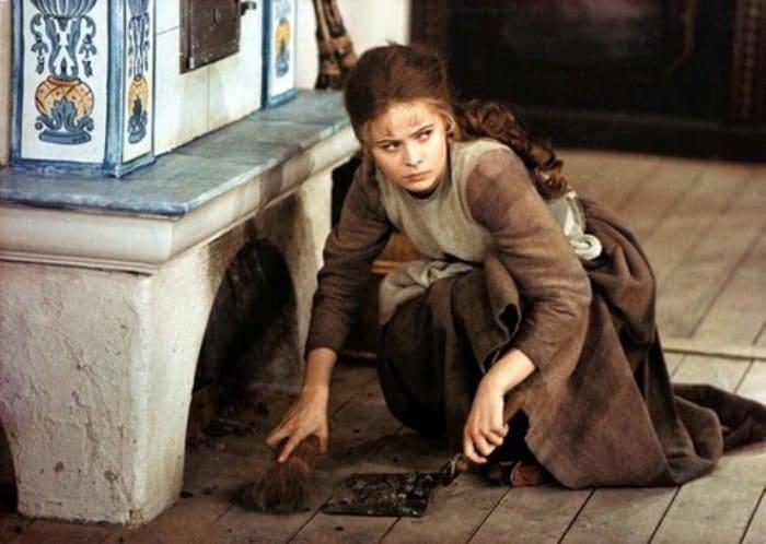 Либуше Шафранкова в роли Золушки | Фото: film.ru