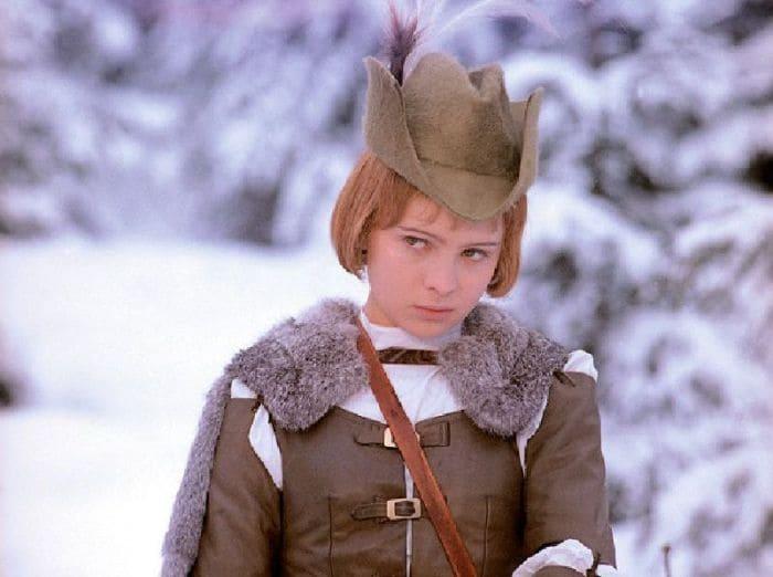 Либуше Шафранкова в роли Золушки | Фото: kino-teatr.ru