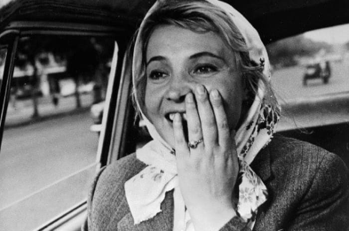 Татьяна Доронина в фильме *Три тополя на Плющихе*, 1967   Фото: aif.ru