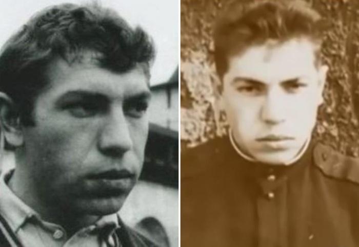 Актер в молодости | Фото: uznayvse.ru, retrospectra.ru