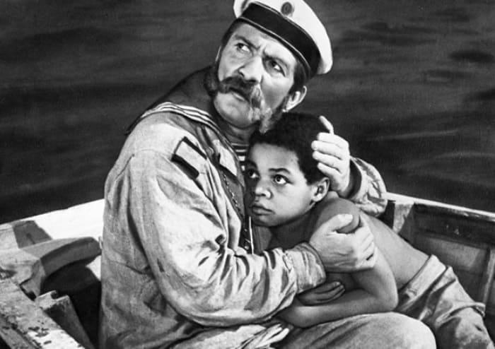 Кадр из фильма *Максимка*, 1952 | Фото: aif.by