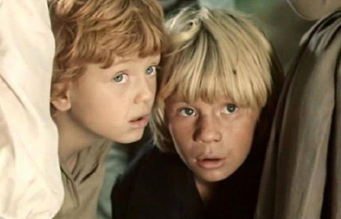 Кадр из фильма *Приключения Тома Сойера и Гекльберри Финна*, 1981 | Фото: filmorus.ru