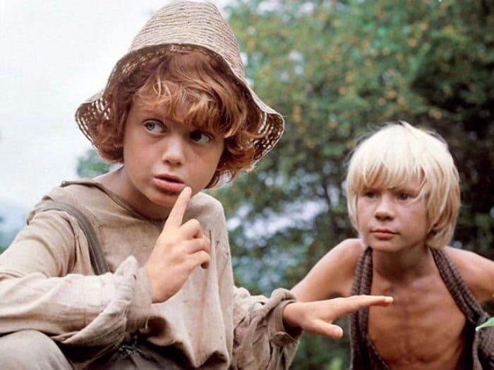 Кадр из фильма *Приключения Тома Сойера и Гекльберри Финна*, 1981 | Фото: eg.ru