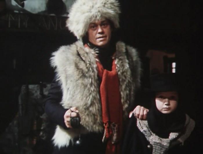 Кадр из фильма *Остров сокровищ*, 1982 | Фото: kinokopilka.pro