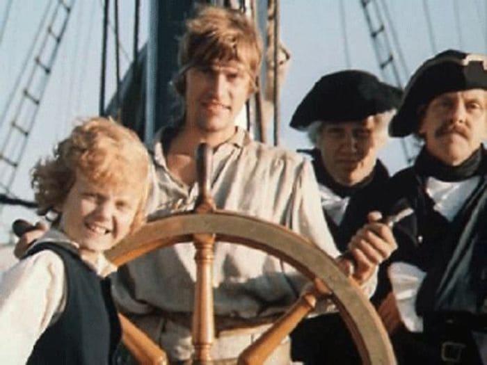 Кадр из фильма *Остров сокровищ*, 1982 | Фото: eg.ru