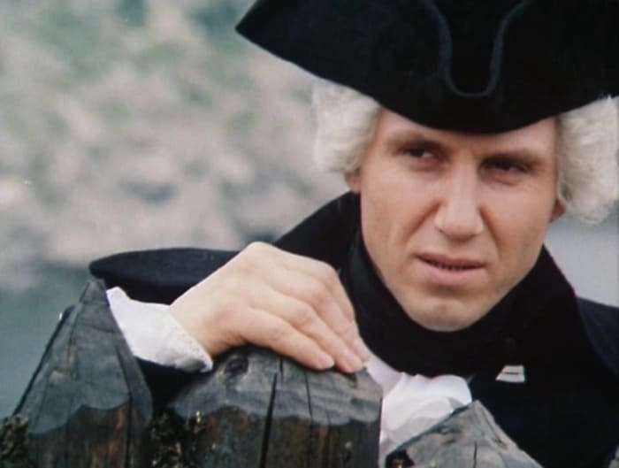 Виктор Костецкий в фильме *Остров сокровищ*, 1982 | Фото: kino-teatr.ru