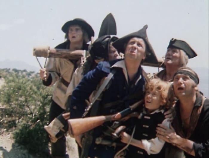 Кадр из фильма *Остров сокровищ*, 1982   Фото: kino-teatr.ru