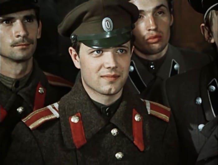 Кадр из фильма *Дни Турбиных*, 1976 | Фото: kino-teatr.ru