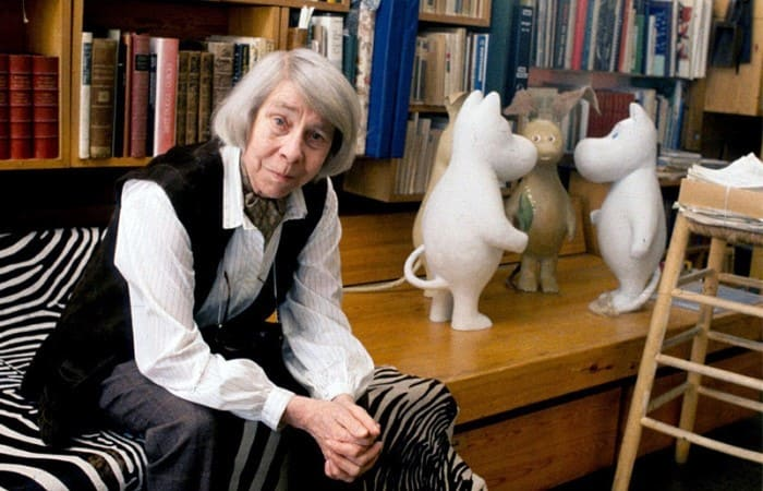 Финская писательница и художница Туве Янссон | Фото: rustoria.ru