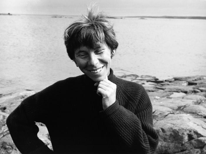 Финская писательница и художница Туве Янссон | Фото: daily.afisha.ru