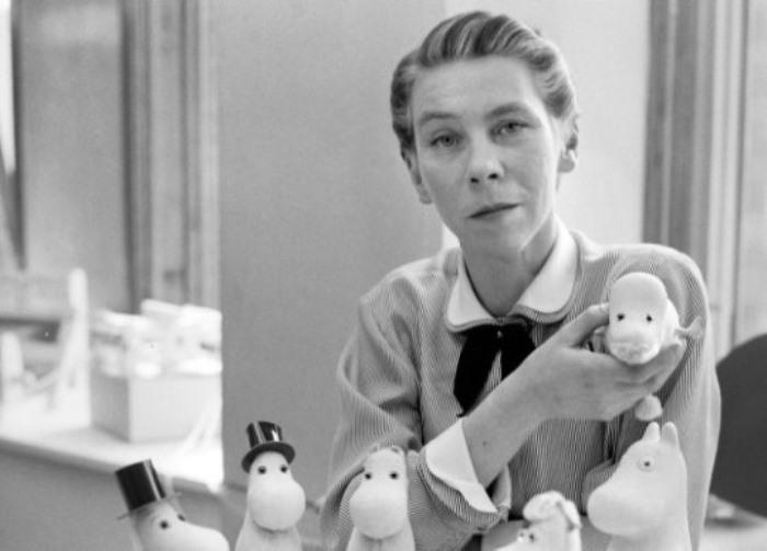 Туве Янссон и ее муми-тролли | Фото: theoryandpractice.ru