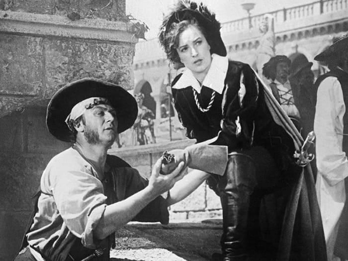 Кадр из фильма *Двенадцатая ночь*, 1955 | Фото: lenfilm.ru