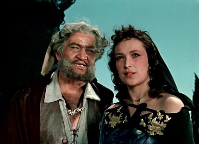 Кадр из фильма *Двенадцатая ночь*, 1955 | Фото: kino-teatr.ru