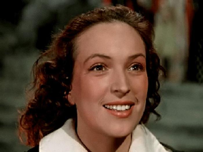 Клара Лучко в фильме *Двенадцатая ночь*, 1955 | Фото: kino-teatr.ru