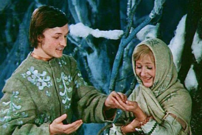 Андрей Босов и Наталья Попова в фильме *Двенадцать месяцев*, 1972 | Фото: 24smi.org
