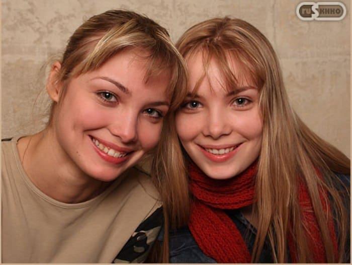 Сестры Ольга и Татьяна Арнтгольц | Фото: lara.gorod.tomsk.ru