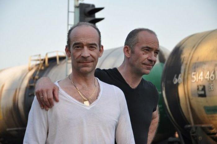 Братья-близнецы Владимир и Юрий Торсуевы | Фото: lara.gorod.tomsk.ru