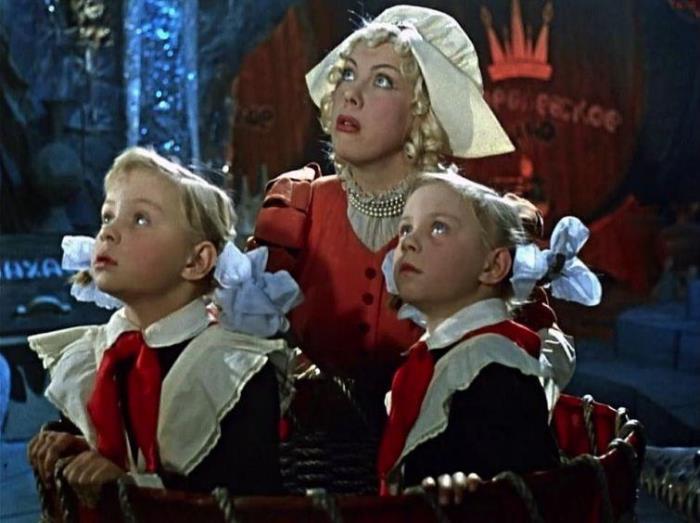 Кадр из фильма Королевство кривых зеркал, 1963 | Фото: foboxs.com