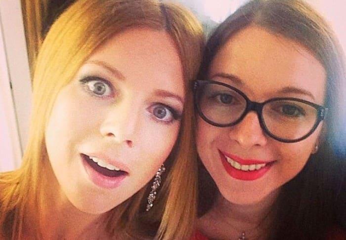 Сестры-близнецы Наталья и Юлиана Подольские | Фото: woman.ru
