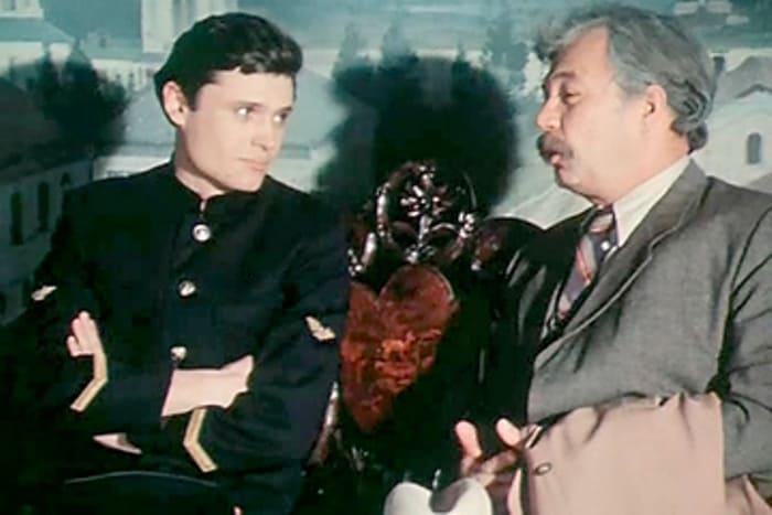Кадр из фильма *Два капитана*, 1976 | Фото: fakty.ua
