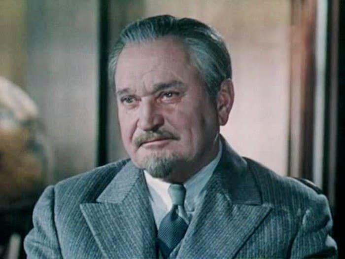 Николай Гриценко в фильме *Два капитана*, 1976 | Фото: kino-teatr.ru