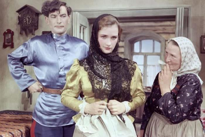 Зинаида Кириенко в фильме *Тихий Дон*, 1957 | Фото: kino-teatr.ru