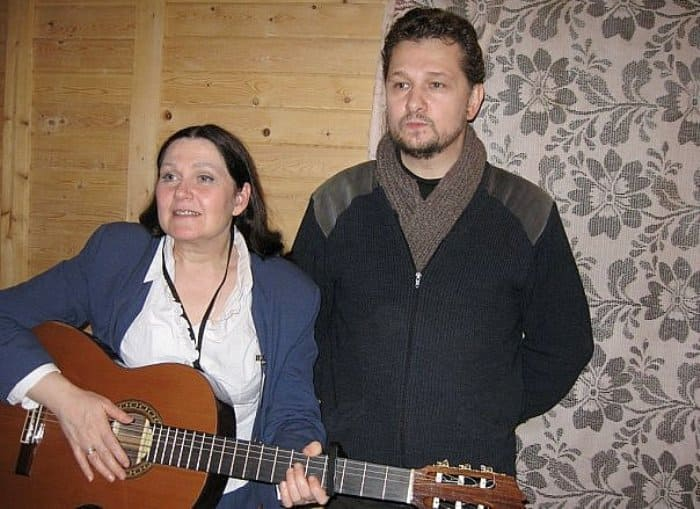 Александр и Елена Михайловы   Фото: kino-teatr.ru