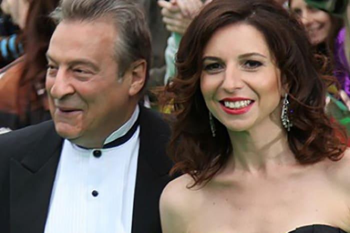 Алиса Хазанова вместе с отцом – Геннадием Хазановым | Фото: 24smi.org